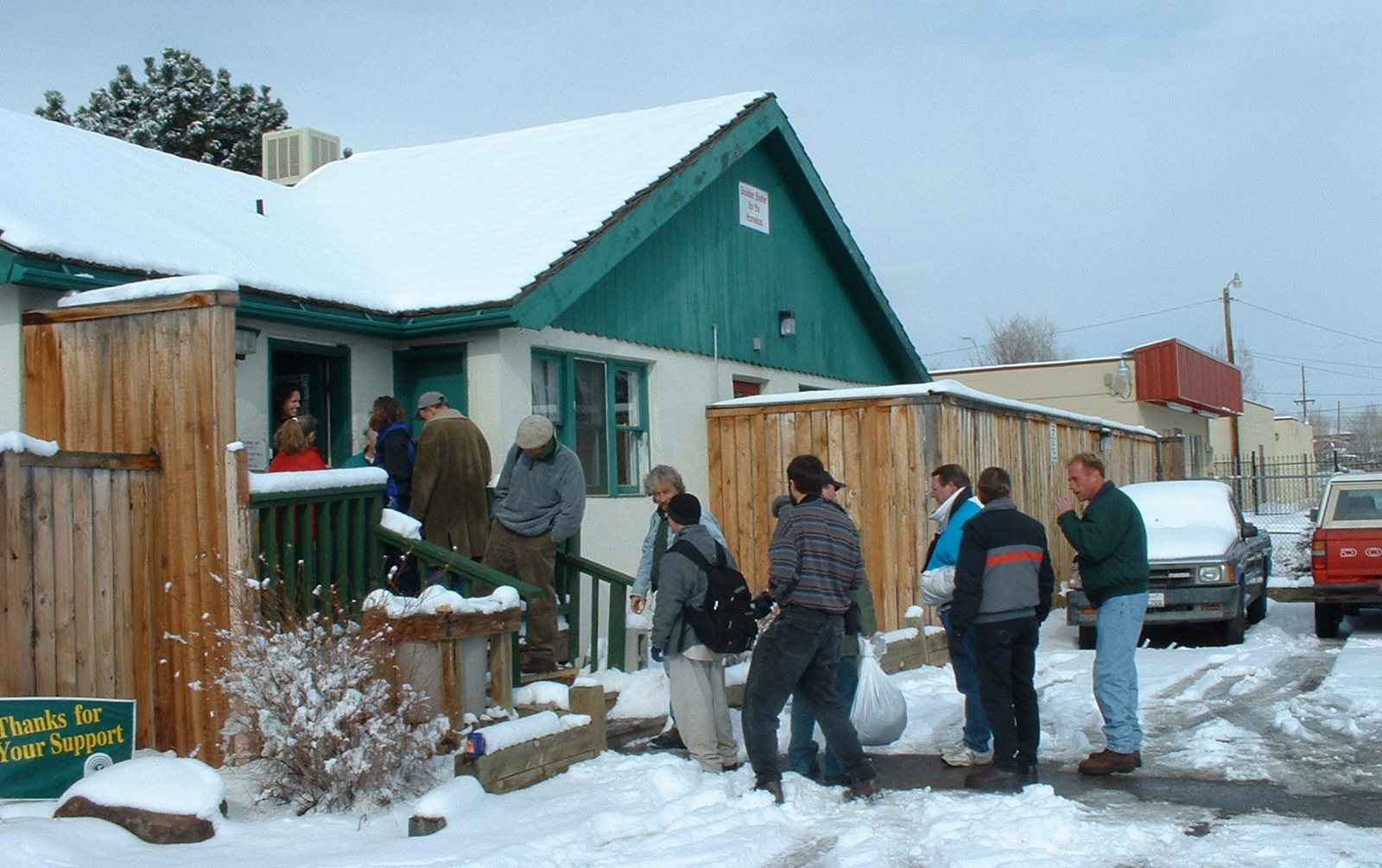 Our History & Green Building | Boulder Shelter for the Homeless